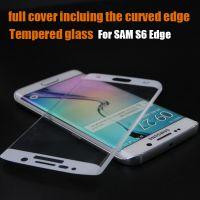 S6edge全屏钢化膜 PET全屏贴膜厂家直销