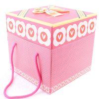 新款韩版 婚庆礼盒 手提礼品盒 回礼包装盒 定做纸盒 量大从优