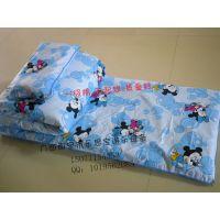广西乐思宝幼儿园儿童被子儿童枕头儿童床上用品套件幼儿园专用被子三件套幼儿园床上用品