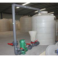 10吨合成复配设备赛普减水剂复配罐设备批发