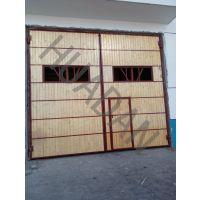 乌鲁木齐工业钢木大门厂家 新疆工业钢木大门厂家