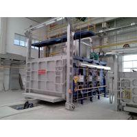 天利工业炉,天然气加热,燃烧充分、无污染