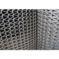 供应304链条式输送带 201螺旋形输送网带 食品输送网带