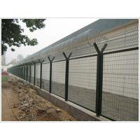 丹东市厂家直销防盗网鸿德Y型护栏网飞机场隔离区防护隔离网