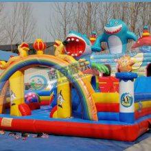 40平米充气城堡儿童乐园现货