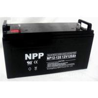 耐普蓄电池12V24AH