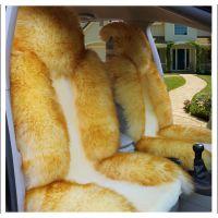 羊毛坐垫,冬季羊毛汽车坐垫毛绒坐垫冬季新款厂家生产直销可定做