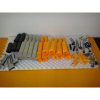 金马OPT黄色自动枪壳 金马喷枪配件