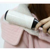 粘头发滚筒 可撕式粘毛器粘毛纸粘毛滚筒刷衣服除毛器振兴SJM9145