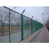 厂家直销性能良好的公路护栏网、围墙护栏 、室外围栏浸塑护栏隔离网