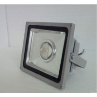 COB投光灯100W50W 9度15度聚光COB投光灯 远距离投射照明灯