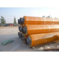 硬质聚氨酯泡沫保温管施工公司 地埋保温管道