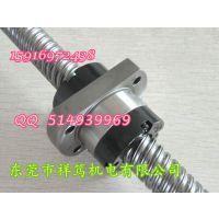 微小型滚珠丝杆厂家直销 台湾TBI品牌SFK0082现货供应 浙江代理