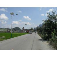 晋城飞鸟太阳能路灯 LED40瓦 高度H=5m 智能控制器多少钱一套