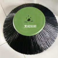 原装正品德力士扫地机边刷 260mm刷盘植入高硬度刷丝清扫盘刷