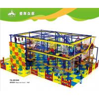 供应广东广州儿童绳网探险设施 儿童游乐爬网设备厂家