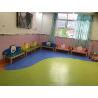 中山壮宸幼儿园室外地面用什么材料铺设好橡胶彩色安全地垫
