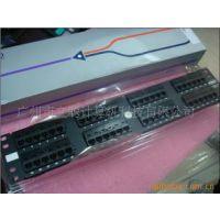 AMP六类配线架 AMP布线产品 广州AMP配线代理商 安普网络配线架