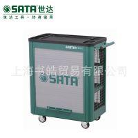 正品 SATA世达工具 网式工具车 95111