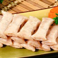 海霸王鱼皮脆饺1.5kg/袋 火锅 关东煮 麻辣烫 超市餐饮店直供批发
