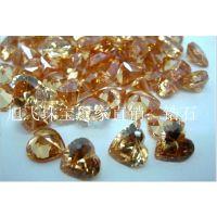 精品供应高品质彩色锆石 AAA锆石裸石 天然人工锆石
