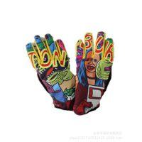 【现货】供应批发2014新款户外滑雪保暖手套防水防滑耐磨手套