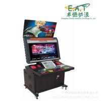 街机游戏机 格斗机 电玩设备 32寸五金机箱 厂家直销