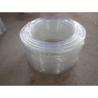 厂家批发 优质pvc塑料透明软管 玩具配套 手柄套管 流体管