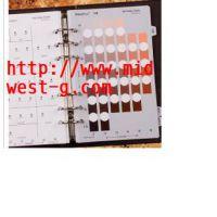 供门塞尔防水土壤比色卡 型号:XDB0-FS库号:M340525