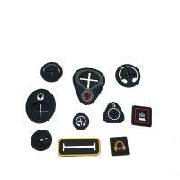 现模供应环保耳机孔皮标,耳机标现货加工,透气孔