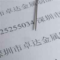 304不锈钢圆棒 不锈钢实心丝1.5mm 304毛细小管
