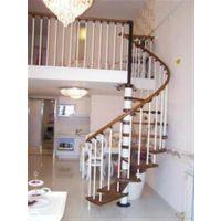 不锈钢旋转楼梯设计、孝感不锈钢旋转楼梯、逸步楼梯