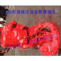 挖掘机力士乐液压油泵专业维修-专业维修挖掘机元件