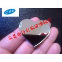 迪迈厂家生产 银色立体镜面贴 不碎墙贴 镜面墙贴批发