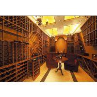 北京喜步木业 【德拉婓尼】系列酒柜J-08 古典中式酒柜 专业定制 厂家直销!