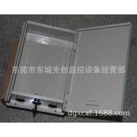 监控光端机 网络交换机 电源防水箱 室外设备防雨箱户外防水盒280