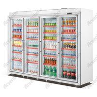 雅绅宝 FG27L4F四门分体展示柜 美宜佳水柜尺寸 超市展示柜什么牌子好