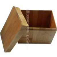 ZB02高档茶叶包装盒定做普洱茶礼品包装收纳盒子茶叶罐喜糖盒竹盒