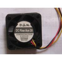 109P0424H7D28 4015 24V 0.08A 工控风扇 机床 变频器风扇 现货