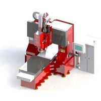 FSW-LM-AM16小型龙门式搅拌摩擦焊设备