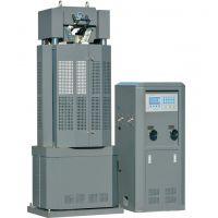 WE-100B型电液式万能材料试验机丨三宇10吨液压万能试验机