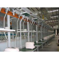 中山黄圃电饭煲检测生产线,悬挂生产线