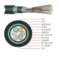 深圳耐斯龙直供48芯多模室外铠装直埋阻燃光缆GYTZA53-48A1a 双铠双护套 可定制
