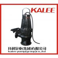 上海开利KWQ型号污水泵、排污泵、潜污泵