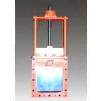 供应石家庄阀门一厂环球牌手动排灰阀(Z73HH-2.5 DN100-DN800)(污水处理)