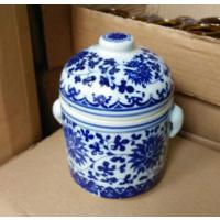 千火陶瓷 景德镇釉下彩餐具青花瓷炖盅批发