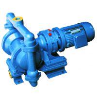 长申厂家直销DBY型电动隔膜泵 不锈钢