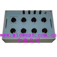 中西接地电阻表检定装置(含转速源) 型号:M402101库号:M402101