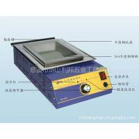 供应厂家直销创美台式不锈钢方型锡炉  CM-180  线路板浸锡炉