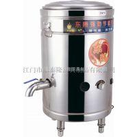45商用双层保温圆桶煮面炉燃气节能汤面炉汤桶炉煲汤桶冒菜卤水锅